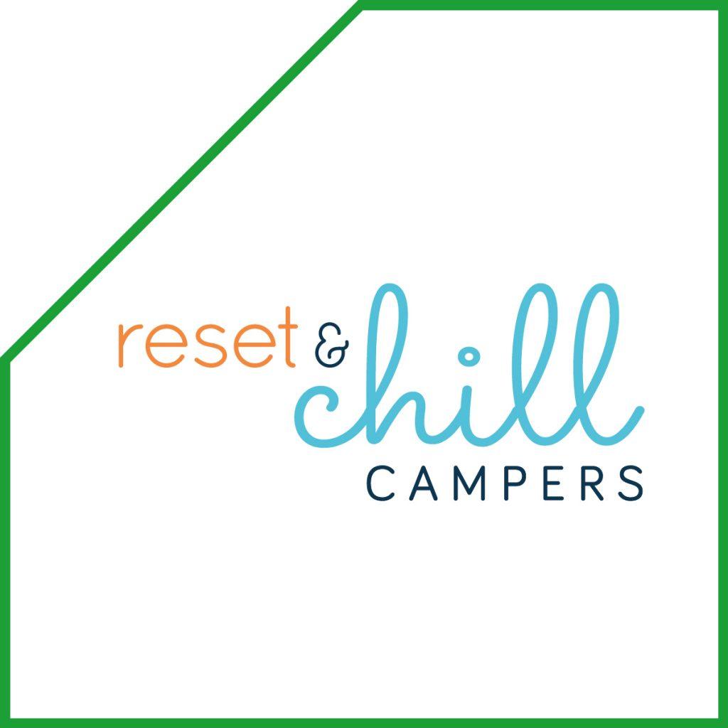 Creative branding design - Case Study - Reset & Chill